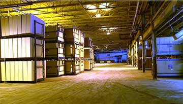 Transpotation and Warehousing Solution
